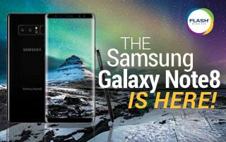 Flash Wireless Samsung Galaxy Note