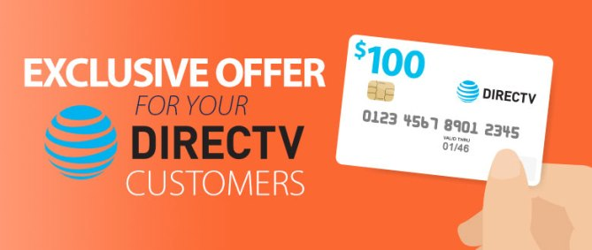 Exclusive Offer for Directv Customers