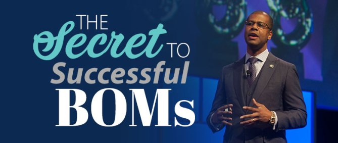 The Secret to Successful BOMs