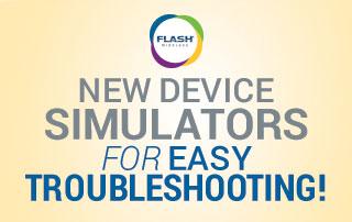 Flash Device Simulators