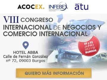 VIII Congreso internacional d enegocios y comercio internacional