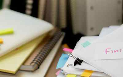 5 Tips on How to Stop the Work Pile-Up