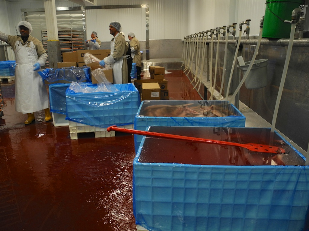 Nyc institutions acme smoked fish a continuous lean for Acme fish friday