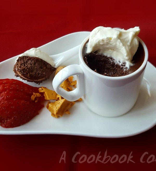 Chocolate Pots -A Cookbook Collection