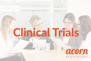 Acorn Regulatory Clinical Trials copy
