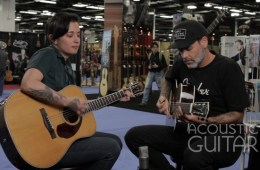Jen Trani & Chris Aken Session NAMM2016