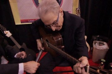 DR Strings NAMM2016