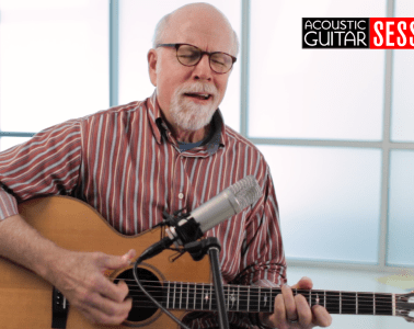 Acoustic Guitar Sessions John McCuthceon