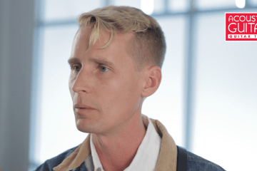 Acoustic Guitar Talk- Tom Brosseau