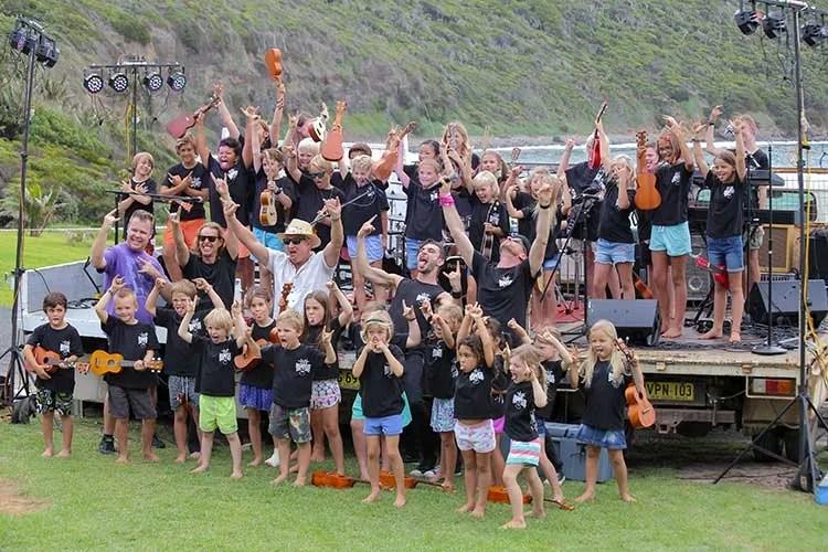 Big Music's Lord Howe Island Rockfest – Elena Flikier