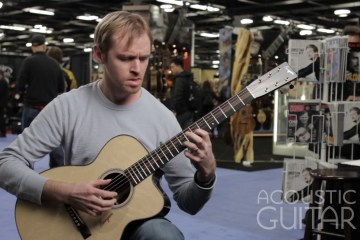 David Youngman Acoustic Guitar Session NAMM 2016