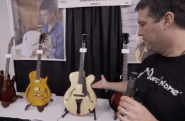 Marchione Guitars NAMM2016