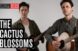 The Cactus Blossoms Acoustic Guitar Sessions Americana Brothers Songwriter National Guitars
