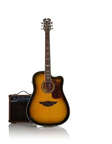 Keith Urban Strings Up New Product Line of Guitars – Acoustic Guitar