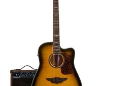 Keith Urban Light the Fuse Guitar