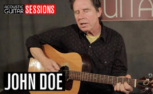 Acoustic Guitar Sessions Presents John Doe