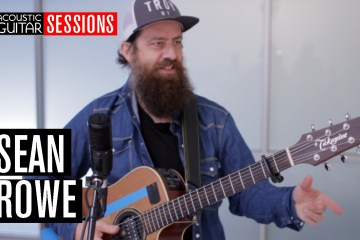 Acoustic Guitar Sessions Presents Sean Rowe
