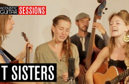Acoustic Guitar Sessions Presents T Sisters