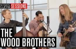 Acoustic Guitar Sessions Presents the Wood Brothers