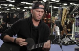 Josh Logan Acoustic Guitar Sessions NAMM 2016