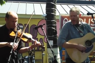 Robbie Fulks Week, Acoustic Guitar, SXSW
