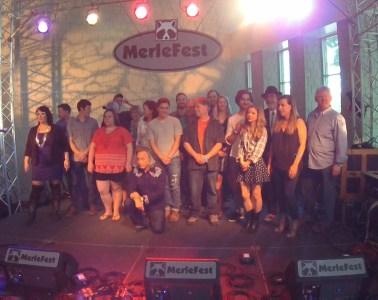 Chris Austin songwriting contestants Merlefest 2016