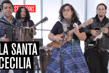 La Santa Cecilia Acoustic Guitar Session