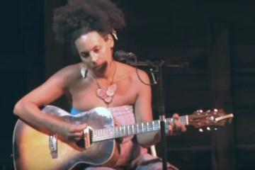 Kamara Thomas That's No Way to Treat Your Sweet Guitar Earth Hero
