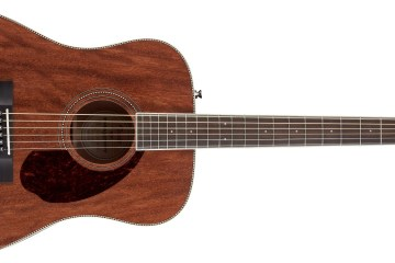 PM-1 Dreadnought NE, All-Mahogany