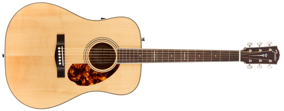 PM-1 Limited Edition Adirondack Dreadnought, Mahogany