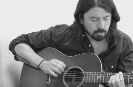 Dave Grohl on Off Camera with Sam Jones