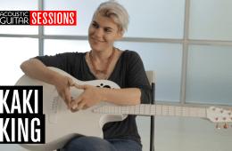 Kaki King - Acoustic Guitar Session