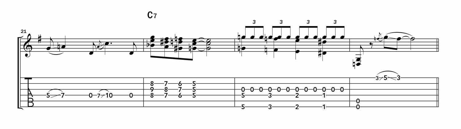 Video Lesson Reimagining Bluesman Robert Johnson In Open G Tuning
