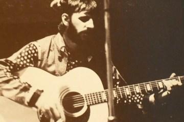 ringo starr acoustic guitar