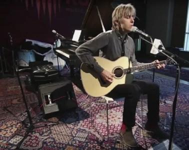 Eric Johnson acoustic