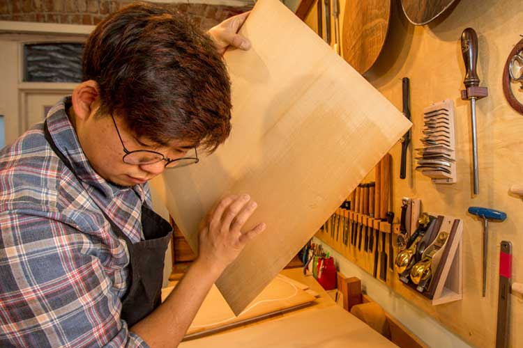 A Tonewood Primer How To Pick The Right Materials For Your Optimal