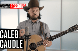 Caleb Caudle - Acoustic Guitar Session