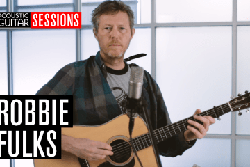 Robbie Fulks - Acoustic Guitar Session