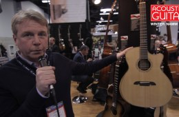 Winter NAMM 2017_Alvarez Guitars
