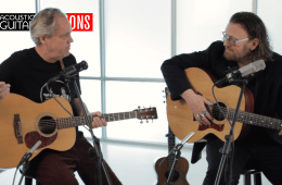 Dan Stuart & Thomas Heyman - Acoustic Guitar Session.indd - Acoustic Guitar Session