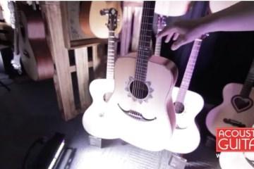 Zemaitis Guitars NAMM 2017