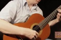 "Play the Spanish Classical Miniature ""Lágrima"""