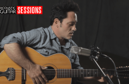 Todd Albright - Acoustic Guitar Session