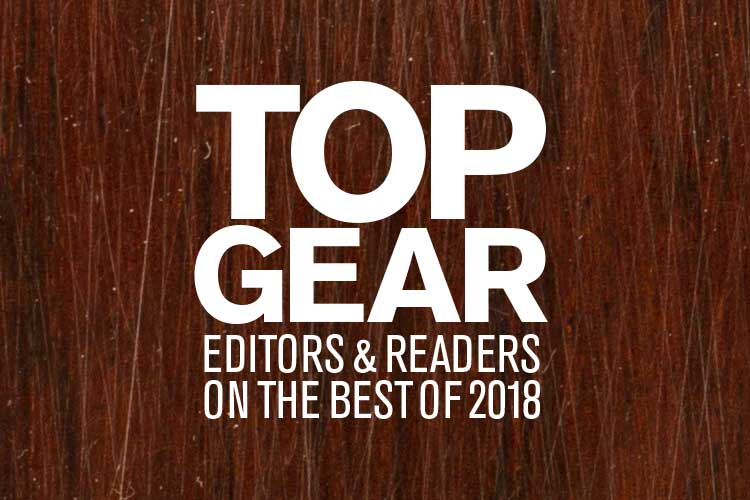 Top Gear 2018: AG Editors & Readers on the Best Gear of the Year