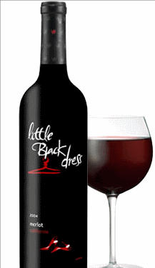 Little Black Dress Wines - Merlot
