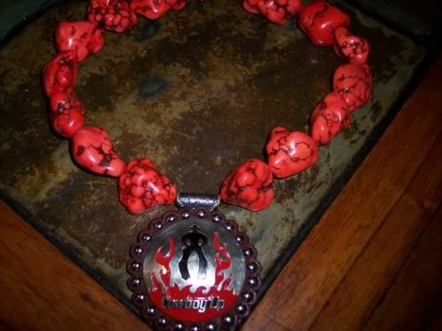 Cowgirl chunky jewelry