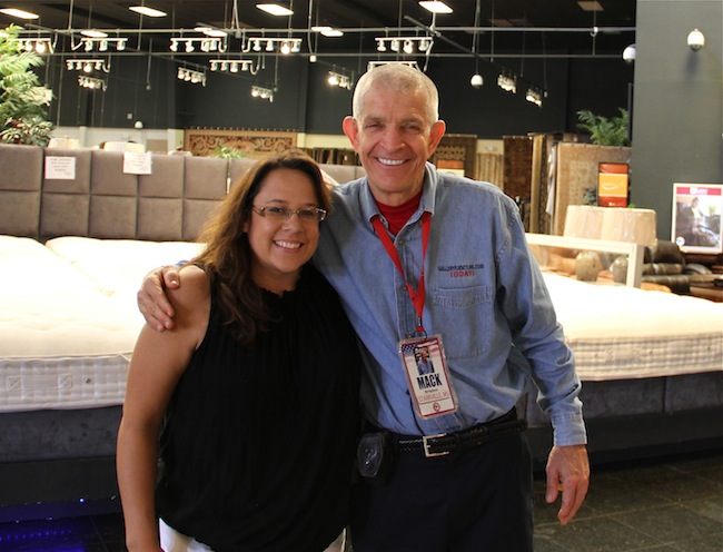 Mattress Mack from Gallery Furniture