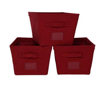 mainstays bins