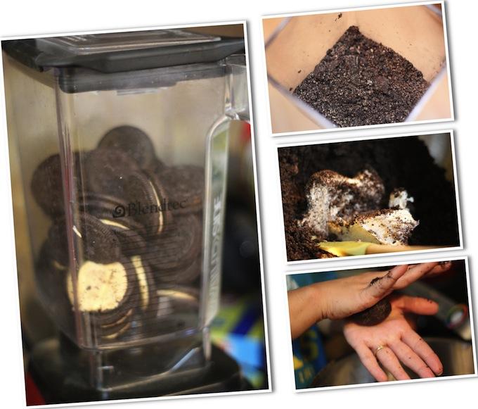 oreo cookie steps
