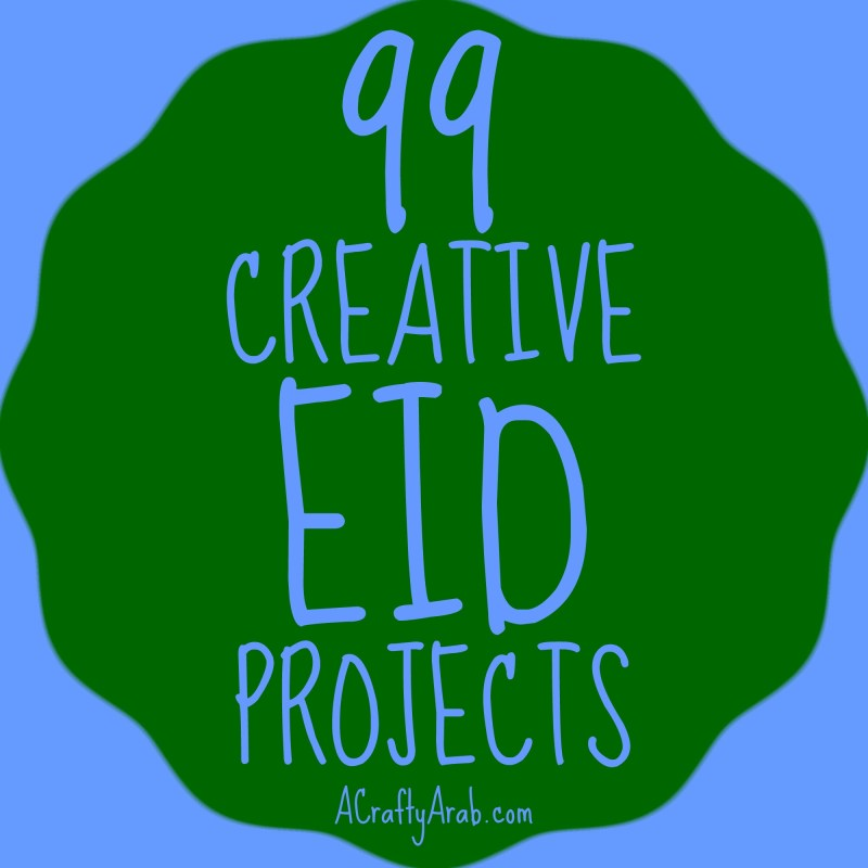 99 Creative Eid Projects
